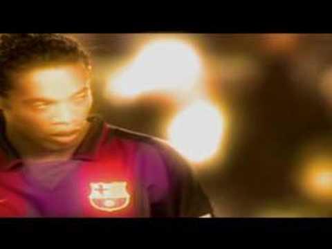 Jay Jay Okocha VS Ronaldinho - The Epic Clash