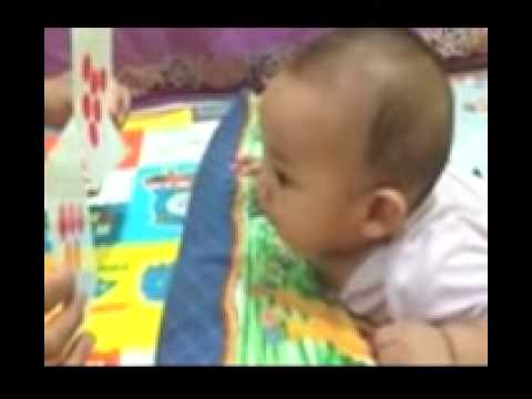 "Video Bayi Cerdas, ""Kenzi"" 5 bln Pintar Berhitung"