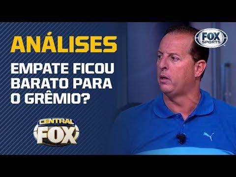 FLAMENGO INIBIU O GRÊMIO? FOX SPORTS RÁDIO DEBATE!