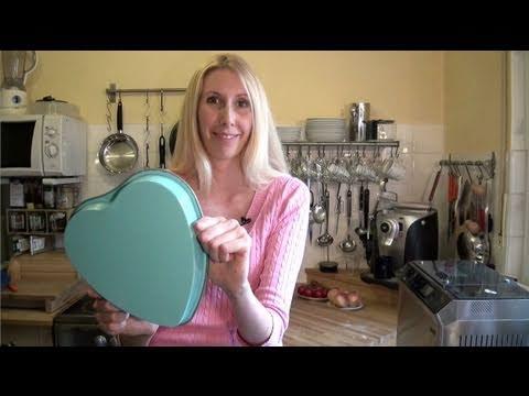 Verlosung -  Herzbackform zum Kuchen backen von einfachKochen