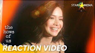 Reactions | Erich Gonzales | 'The Hows of Us' Now Showing!