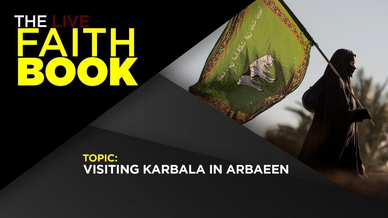 Visiting Karbala in Arbaeen