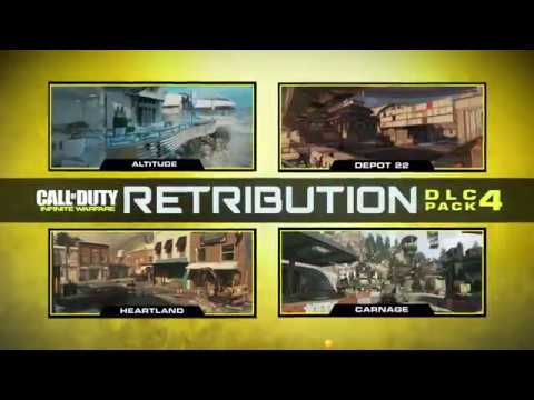 Official Call of Duty®: Infinite Warfare - Retribution Multiplayer Trailer thumbnail