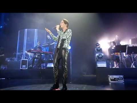 Alekseev - Forever (Eurovision song 2018) + Любовь не мед in Moscow, 31.03.2018, Vegas City Hall