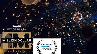 GoPro Awards Million Dollar Challenge Winner Full Video   Yee Peng Lantern Festival   Hero 7 Black