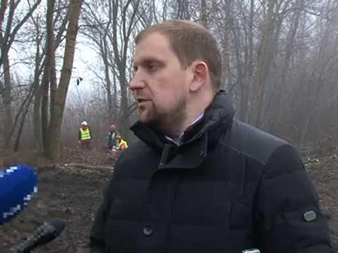 Путепроводу быть – в Курчатове приступили к строительству важного участка дороги