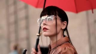 Styleheroine wearing Valentino during Paris Fashion Week