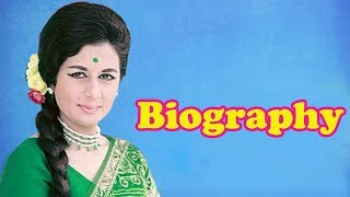 Nanda - Biography in Hindi | नंदा की जीवनी | सदाबहार अभिनेत्री | Life Story | जीवन की कहानी - Download this Video in MP3, M4A, WEBM, MP4, 3GP