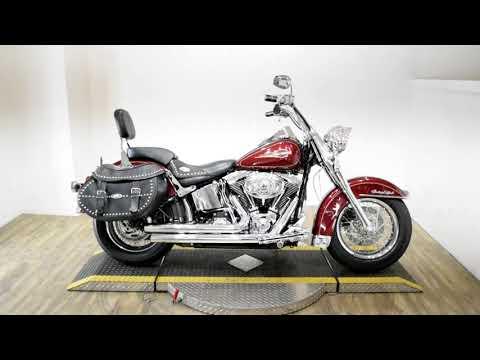 2008 Harley-Davidson Heritage Softail® Classic in Wauconda, Illinois - Video 1