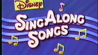 Disney Very Merry Christmas Sing Along Songs.Disney Sing Along Songs Very Merry Christmas Songs Vhs Uk