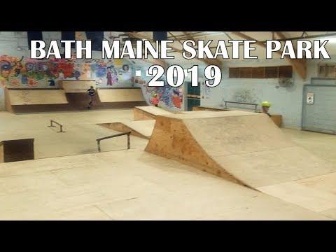 BATH MAINE SKATE PARK (2019)