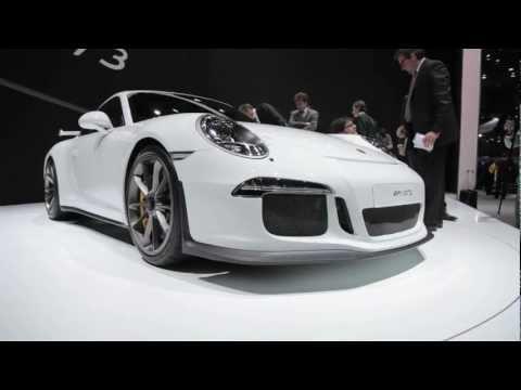 2014 Porsche 911 GT3 - 2013 Geneva Motor Show