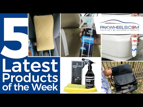 5 Latest Products Of The Week