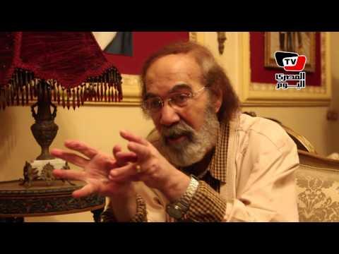 محمود ياسين: خيوط السينما حالياً معقدة وشديدة الارتباط بالظرف الاقتصادي للبلد