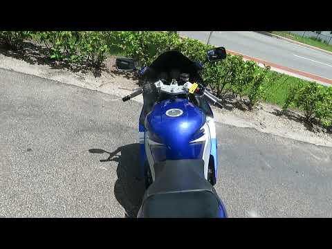 2006 Yamaha YZF600R in Sanford, Florida - Video 1