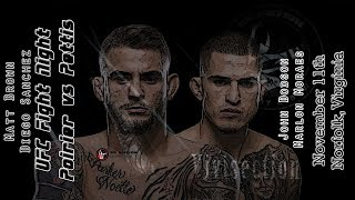 The MMA Vivisection - UFC Norfolk: Pettis vs. Poirier picks, odds, and analysis