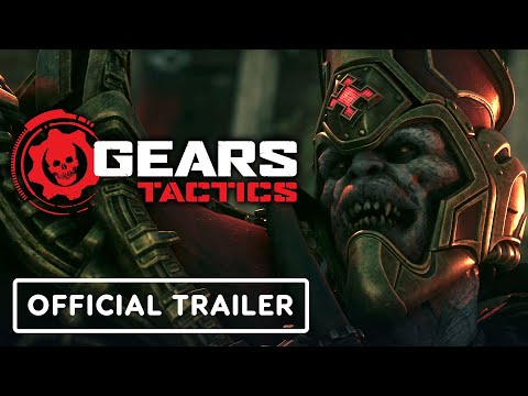 Trailer de Gears Tactics