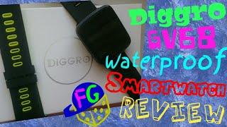 Diggro GV68 Smartwatch Review
