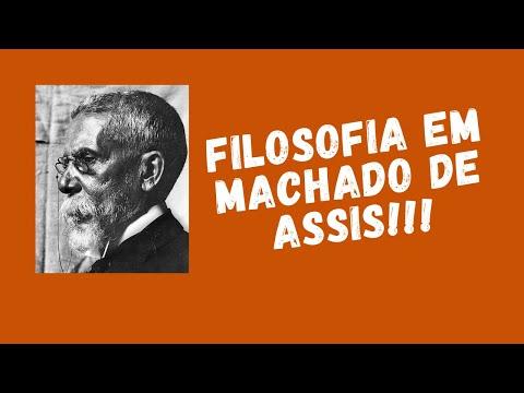 MACHADO DE ASSIS E FILOSOFIA