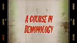 A Course In Demonology - John Zaffis on Dark Matter with Michael Parker