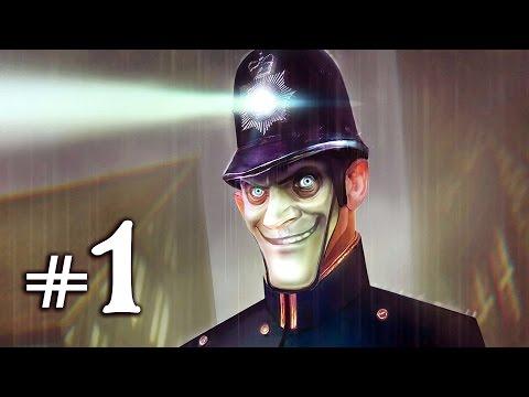 ► We Happy Few - Psychadelická jazda!   #1   PC SK/CZ Gameplay / Lets Play   1080p