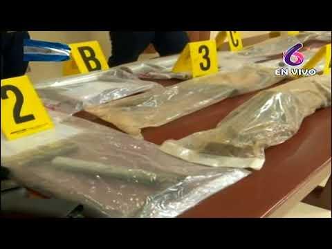 Policía Nacional presenta a terroristas que operaban en Managua y Chontales