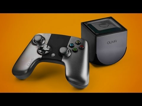 IGN Reviews - Ouya - Review