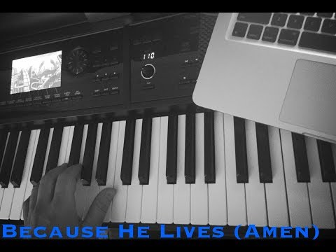 """Just Be Held"" by Casting Crowns (piano cover)"