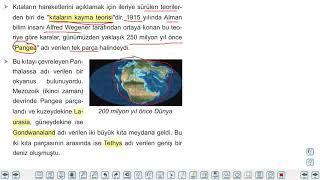 Eğitim Vadisi 10.Sınıf Coğrafya 1.Föy Dünya'nın Tektonik Oluşumu ve İç Yapısı Konu Anlatım Videoları