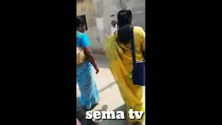 மதம் மாற்றம்  செய்ய வந்தவர்களை விரட்டும் இளைஞர்கள் 2018