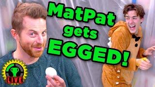 The Try Guys EGG MatPat! (St. Jude Charity Livestream)