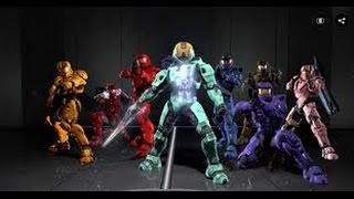 Red Vs Blue Season 13 Finale - (Church's Goodbye Speech)