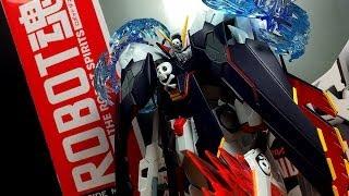 ROBOT Damashii Crossbone Gundam X-1 Full Cloth | REVIEW