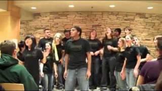 Breaking Free - The Aristocats - Washington University Disney A Cappella