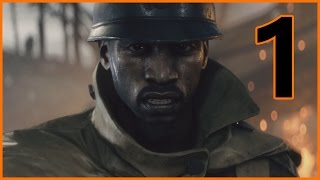 Battlefield 1 Walkthrough Part 1 - ONE OF THE BEST INTRO'S EVER!!