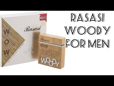 "Rasasi Woody | Best ""Value for Money"" Perfume"