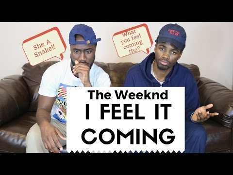 The Weeknd-Feel it Coming Official Reaction