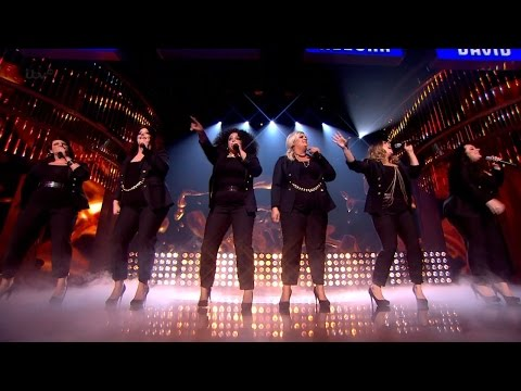 """Britain's Got Talent 2015 S09E10 Semi-Finals The HoneyBuns Perform """"Hold On"""" by Wilson Phillips (видео)"""