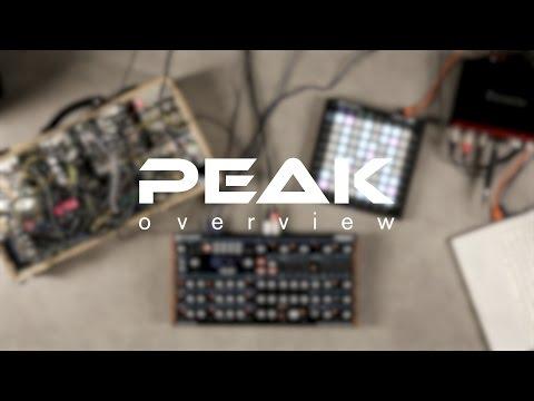 NOVATION Peak Syntezátor