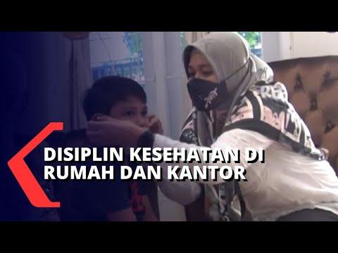 ibu di gorontalo ingatkan pentingnya taati protokol kesehatan