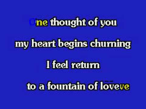 Fountain of love (rehearsal)