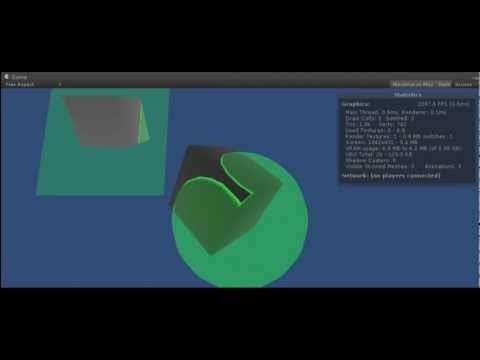 Fun with Shaders and the Depth Buffer | Chris Flynn's Blog and Such