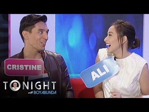 TWBA: Fast talk with Ali and Cristine