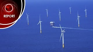 World's second largest wind farm opens