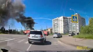 ДТП Рыбинск пр.Революции 18.06.17