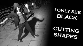 I only see Black - Cutting Shapes