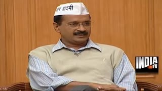 Aam Aadmi Arvind Kejriwal In Aap Ki Adalat Full Epiosde India TV
