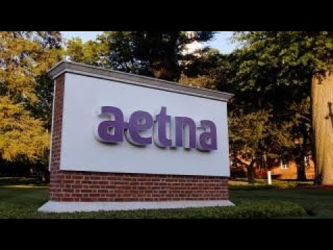 Aetna shares spiking amid rumors of a buyout by CVS