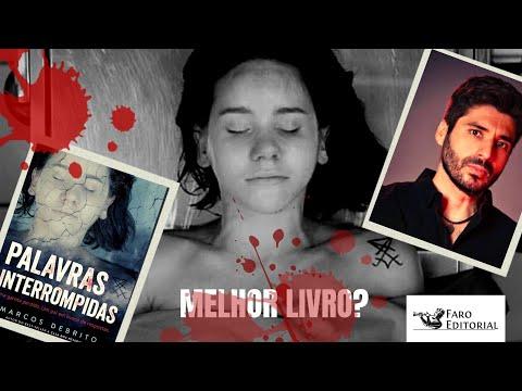 [RESENHA]: ? Palavras Interrompidas, do Marcos DeBrito | Faro Editorial ?
