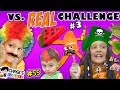 Chase's Corner: GUMMY vs REAL PART 3 Halloween Costume Edition (#55)   DOH MUCH FUN